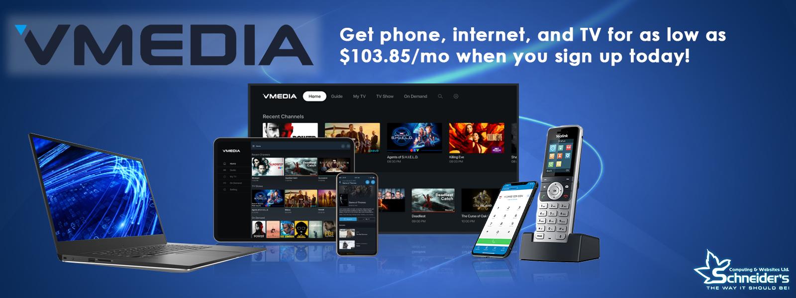 Website Banner Vmedia New